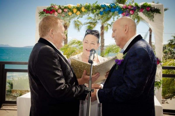 Gay Wedding Celebrants