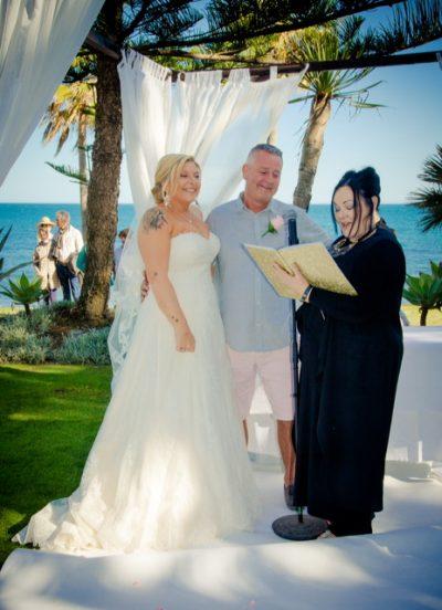 Celebrant Wedding Service
